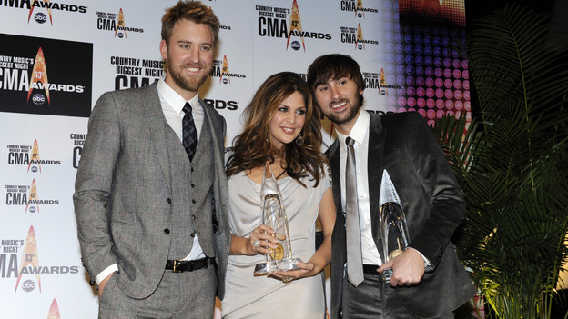 THE 43rd ANNUAL CMA AWARDS - GENERAL - &quot;The 43rd Annual CMA Awards&quot; broadcast live from the Sommet Center in Nashville, WEDNESDAY, NOVEMBER 11 (8:00-11:00 p.m., ET) on the ABC Television Network. (ABC/DONNA SVENNEVIK)LADY ANTEBELLUM