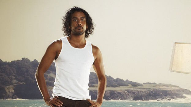 "LOST - Naveen Andrews stars as Sayid on ABC's ""Lost."" (ABC/FLORIAN SCHNEIDER)"