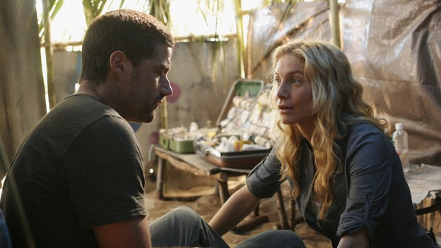 "LOST - ""Something Nice Back Home"" (ABC/MARIO PEREZ)MATTHEW FOX, ELIZABETH MITCHELL"