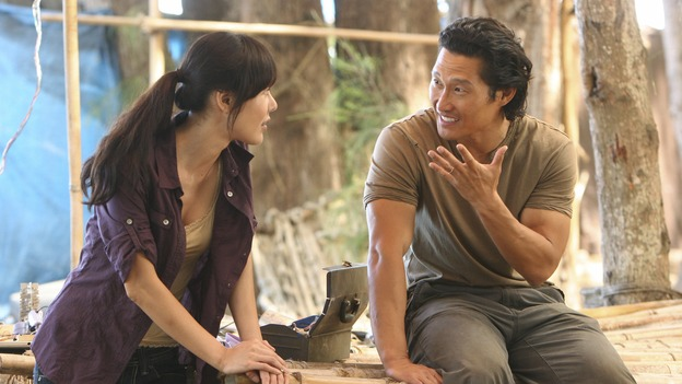 "LOST - ""Something Nice Back Home"" (ABC/MARIO PEREZ)YUNJIN KIM, DANIEL DAE KIM"
