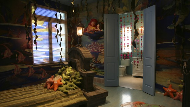 EXTREME MAKEOVER HOME EDITION - &quot;Gomez Family,&quot; - Girl's Bedroom  Picture,  on   &quot;Extreme Makeover Home Edition,&quot; Sunday, October 2nd     (8:00-9:00   p.m.  ET/PT) on the ABC Television Network.