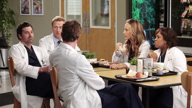 Grey's Anatomy Anatomía Grey 8x22
