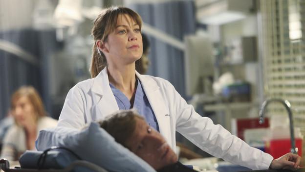 Grey's Anatomy Anatomía 7x15