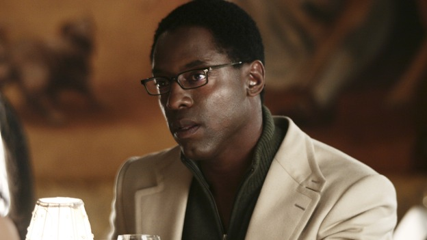 "GREY'S ANATOMY - ""Let It Be"" (ABC/SCOTT GARFIELD)ISAIAH WASHINGTON"