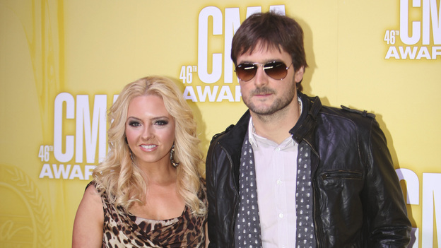 "THE 46TH ANNUAL CMA AWARDS - RED CARPET ARRIVALS - ""The 46th Annual CMA Awards"" airs live THURSDAY, NOVEMBER 1 (8:00-11:00 p.m., ET) on ABC live from the Bridgestone Arena in Nashville, Tennessee. (ABC/SARA KAUSS)ERIC CHURCH"