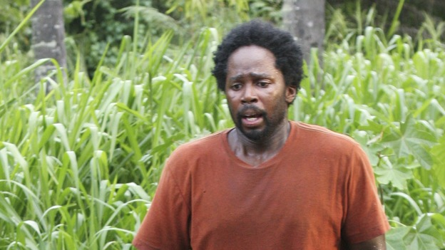 LOST - &quot;Collision&quot; (ABC/MARIO PEREZ)YUNJIN KIM, HAROLD PERRINEAU