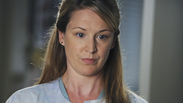 "GREY'S ANATOMY - ""Goodbye"" (ABC/ERIC MCCANDLESS)KATE ANTHONY"