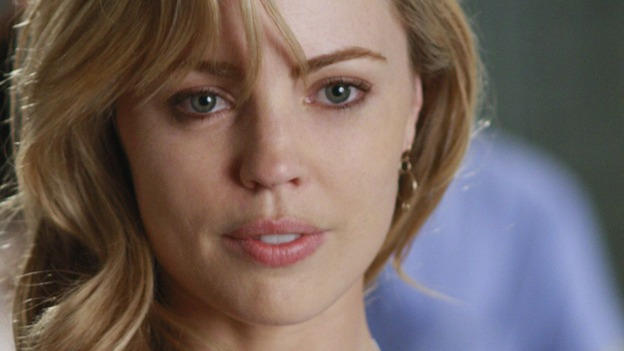 "GREY'S ANATOMY - ""These Ties That Bind"" - Meredith's friend Sadie shakes things up at Seattle Grace, on ""Grey's Anatomy,"" THURSDAY, NOVEMBER 13 (9:00-10:01 p.m., ET) on the ABC Television Network. (ABC/RON TOM) MELISSA GEORGE"