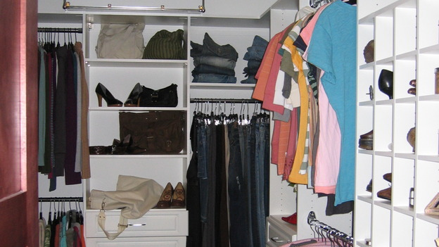 EXTREME MAKEOVER HOME EDITION - &quot;Bliven Family,&quot; - Closet, on &quot;Extreme Makeover Home Edition,&quot; Sunday, October 15th on the ABC Television Network.