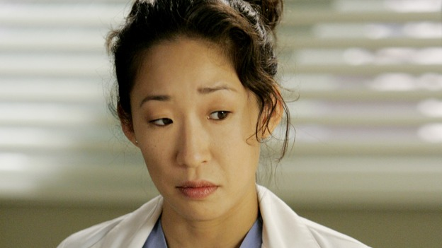 "GREY'S ANATOMY - ""Owner of a Lonely Heart"" (ABC/CRAIG SJODIN)SANDRA OH"