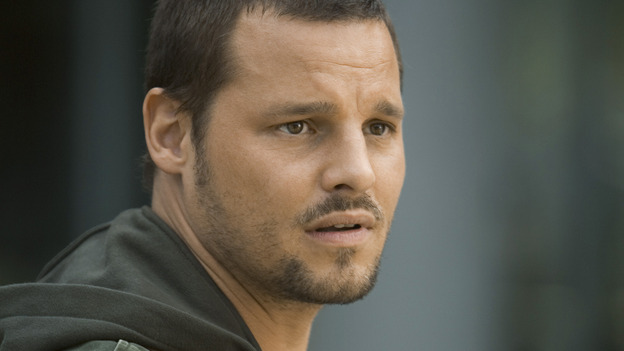 "GREY'S ANATOMY - ""These Ties That Bind"" - Dr. Alex Karev, on ""Grey's Anatomy,"" THURSDAY, NOVEMBER 13 (9:00-10:01 p.m., ET) on the ABC Television Network. (ABC/RANDY HOLMES) JUSTIN CHAMBERS"
