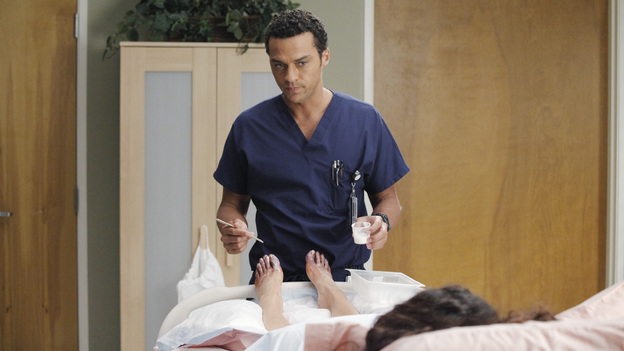 GREY'S ANATOMY - &quot;Remember the Time&quot; - (ABC/RICHARD CARTWRIGHT)JESSE WILLIAMS