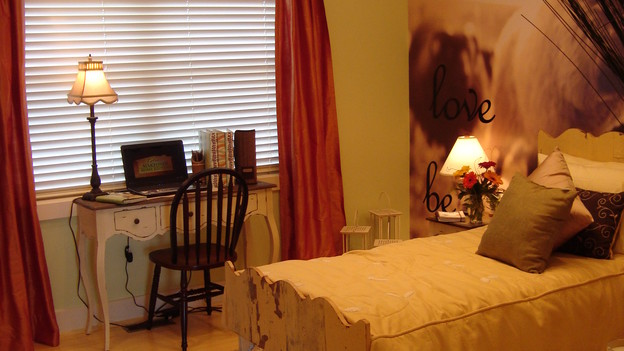 EXTREME MAKEOVER HOME EDITION - &quot;Stott Family,&quot; - Girl's Bedroom, on &quot;Extreme Makeover Home Edition,&quot; Sunday, November 15th, on the ABC Television Network.