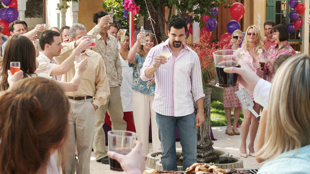 "DESPERATE HOUSEWIVES - ""FEAR NO MORE "" (ABC/RON TOM) RICARDO ANTONIO CHAVIRA, NICOLLETTE SHERIDAN, HARRIET SANSOM HARRIS"
