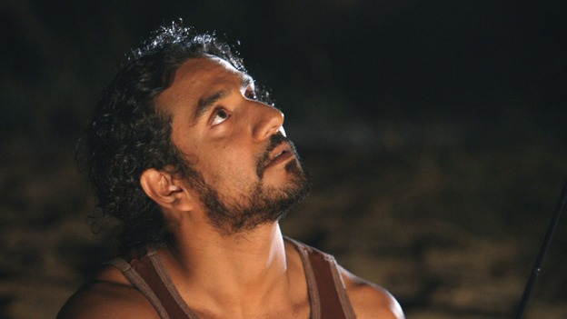 LOST - &quot;The Long Con&quot; - (ABC/MARIO PEREZ)NAVEEN ANDREWS