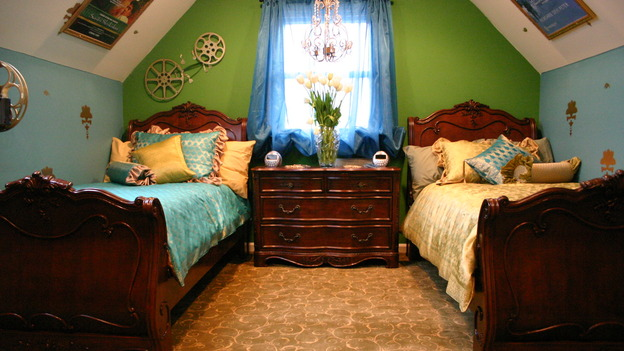 EXTREME MAKEOVER HOME EDITION - &quot;Peter Family,&quot; - Boy's Bedroom, on &quot;Extreme Makeover Home Edition,&quot; Sunday, May 7th on the ABC Television Network.