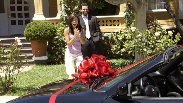 DESPERATE HOUSEWIVES - &quot;AH, BUT UNDERNEATH&quot; - (ABC/RON TOM) EVA LONGORIA, RICARDO ANTONIO CHAVIRA