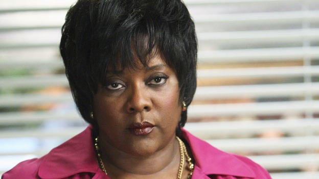 "GREY'S ANATOMY - ""I Will Follow You into the Dark"" - The Chief's wife, Adele, is called in to mediate a dispute, on ""Grey's Anatomy,"" THURSDAY, MARCH 12 (9:00-10:02 p.m., ET) on the ABC Television Network. (ABC/CRAIG SJODIN) LORETTA DEVINE"