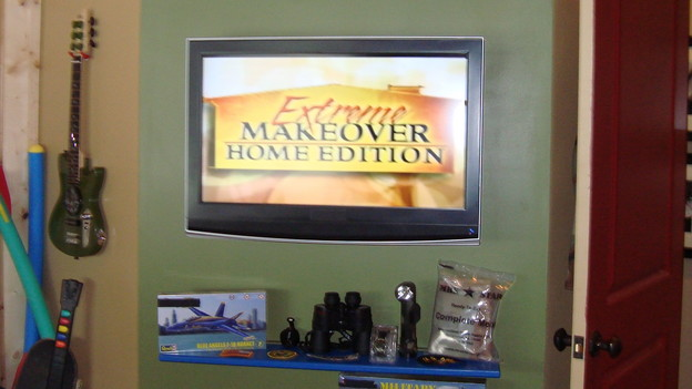 "EXTREME MAKEOVER HOME EDITION - ""Montgomery Family,"" - Boy's Bedroom, on ""Extreme Makeover Home Edition,"" Sunday, October 25th on the ABC Television Network."