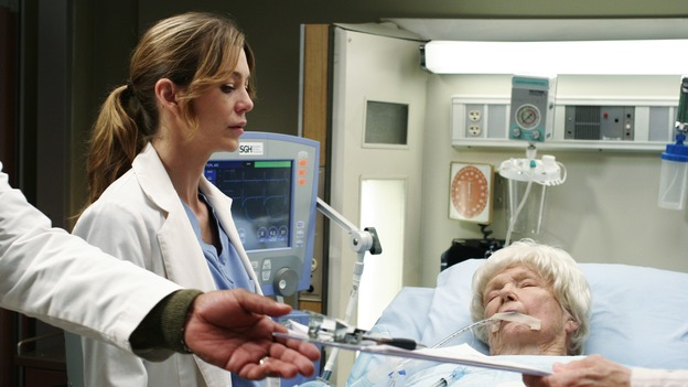 "GREY'S ANATOMY - ""Break On Through"" (ABC/RON TOM)ELLEN POMPEO, DONA HARDY"