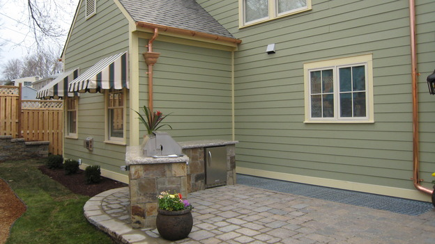 "EXTREME MAKEOVER HOME EDITION - ""Jacobo Family"" - Back Patio, on ""Extreme Makeover Home Edition,"" Sunday, May 13th on the ABC Television Network."