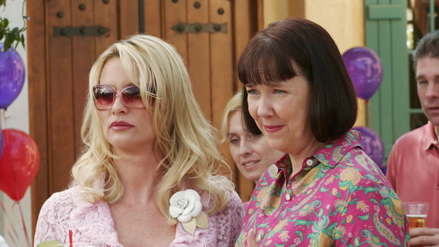 "DESPERATE HOUSEWIVES - ""FEAR NO MORE "" (ABC/RON TOM) NICOLLETTE SHERIDAN, HARRIET SANSOM HARRIS"
