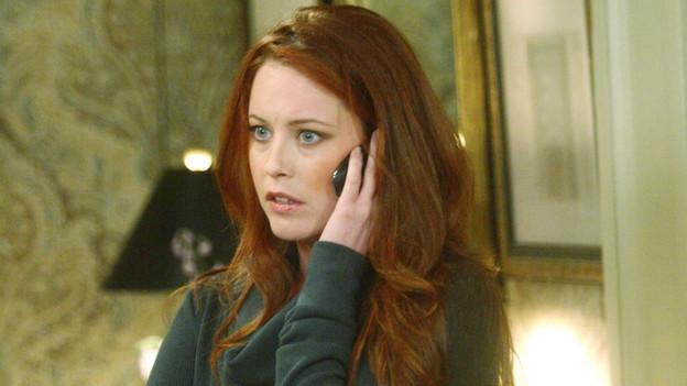 """Melissa Archer""""One Life to Live"""" Set ABC StudiosNew York 9/10/10©George De Sota/jpistudios.com310-657-9661Episode # 10812air date 11/16/10"""