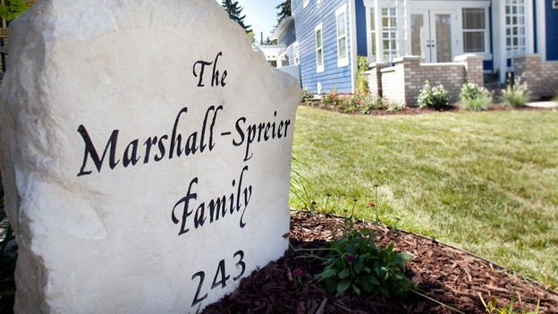 EXTREME MAKEOVER HOME EDITION - &quot;Marshall-Spreier Family,&quot; - Exterior  Pictures, on &quot;Extreme Makeover Home Edition,&quot; Sunday, November 7th  (8:00-9:00 p.m. ET/PT) on the ABC Television Network.