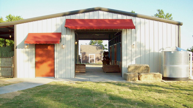 "EXTREME MAKEOVER HOME EDITION - ""Marshall Family,"" - Barn on ""Extreme Makeover Home Edition,"" Sunday, October 18th (8:00-9:00 p.m. ET/PT) on the ABC Television Network."