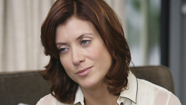 PRIVATE PRACTICE - &quot;Sins of the Father&quot; -- Addison is shaken by the unwelcome arrival of her father to Los Angeles, Cooper is arrested when he refuses to cooperate in a case involving a longtime patient, and Pete fights to keep a terminally ill patient alive long enough for him to meet his new daughter, on &quot;Private Practice,&quot; THURSDAY, NOVEMBER 19 (10:01-11:00 p.m., ET) on the ABC Television Network. (ABC/ADAM TAYLOR)KATE WALSH