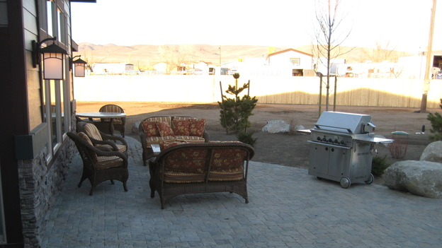 "EXTREME MAKEOVER HOME EDITION - ""Boettcher Family,"" - Patio, on ""Extreme Makeover Home Edition,"" Sunday, March 16th on the ABC Television Network."