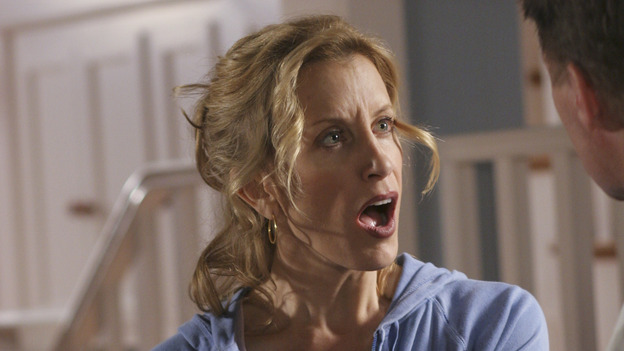 "DESPERATE HOUSEWIVES - ""Your Fault"" (ABC/DANNY FELD) FELICITY HUFFMAN"