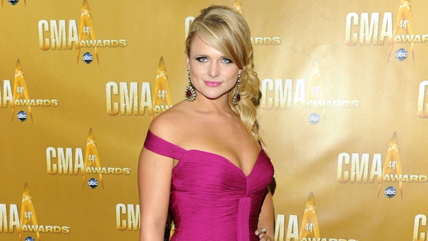 "THE 44TH ANNUAL CMA AWARDS - RED CARPET ARRIVALS - ""The 44th Annual CMA Awards"" will be broadcast live from the Bridgestone Arena in Nashville, WEDNESDAY, NOVEMBER 10 (8:00-11:00 p.m., ET) on the ABC Television Network. (ABC/ANDREW WALKER)MIRANDA LAMBERT"