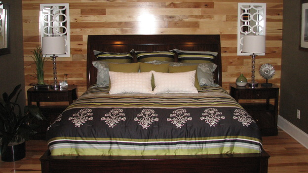 "EXTREME MAKEOVER HOME EDITION - ""Tipton-Smith Family,"" - Master Bedroom, on ""Extreme Makeover Home Edition,"" Sunday, March 11th on the ABC Television Network."