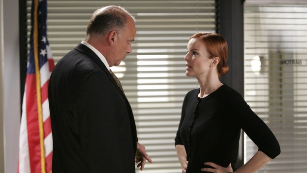 "DESPERATE HOUSEWIVES - ""You'll Never Get Away From Me"" (ABC/CRAIG SJODIN)KURT FULLER, MARCIA CROSS"