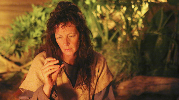 "LOST - ""Across the Sea"" - The motives of John Locke are finally explained, on ""Lost,"" TUESDAY, MAY 11 (9:00-10:00 p.m., ET) on the ABC Television Network. (ABC/MARIO PEREZ)ALLISON JANNEY"