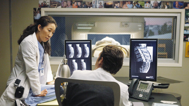 Grey's Anatomy Anatomía 6x07