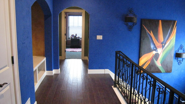 "EXTREME MAKEOVER HOME EDITION - ""Jacobo Family,"" - Upstairs landing, on ""Extreme Makeover Home Edition,"" Sunday, May 13th on the ABC Television Network."