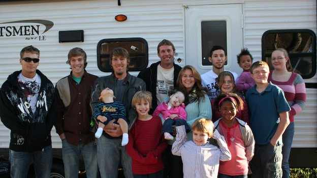 EXTREME MAKEOVER HOME EDITION - &quot;Beach Family,&quot; - Before Pictures, on &quot;Extreme Makeover Home Edition,&quot; Sunday, April 4th (8:00-10:00 p.m. ET/PT) on the ABC Television Network.