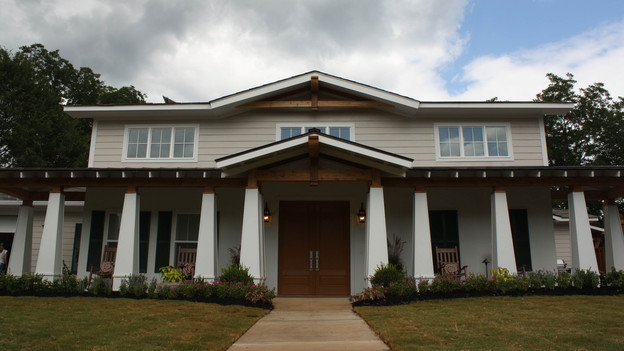 EXTREME MAKEOVER HOME EDITION - &quot;Rucker Family,&quot; - Exterior Picture,      on   &quot;Extreme Makeover Home Edition,&quot; Sunday, October 9th         (8:00-9:00   p.m.  ET/PT) on the ABC Television Network.