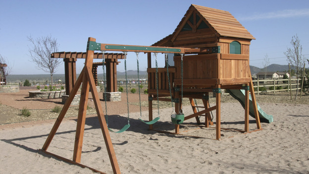 EXTREME MAKEOVER HOME EDITION - &quot;Piestewa Family,&quot; - Playground, on &quot;Extreme Makeover Home Edition,&quot; Sunday, May 22nd on the ABC Television Network.