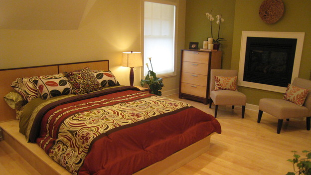 EXTREME MAKEOVER HOME EDITION - &quot;Jacobo Family,&quot; - Master Bedroom, on &quot;Extreme Makeover Home Edition,&quot; Sunday, May 13th on the ABC Television Network.