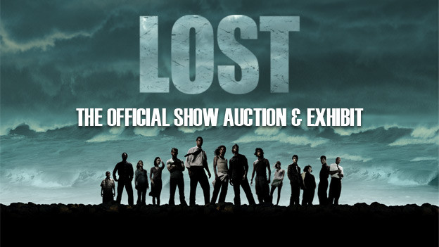LOST The Official Show Auction and Exhibit took place in southern California at the Barker Hangar in the Santa Monica Airport on Saturday, August 21 and Sunday, August 22. ABC Studios, in partnership with Profiles in History, conducted a live and online auction featuring the iconic props, wardrobe and set decoration of the Emmy Award-winning television series. Along with the auction, ABC offered fans an opportunity to immerse themselves in all things LOST. Large set pieces from the show were on display, including a Dharma van and pieces of the plane wreckage from Oceanic flight 815. Other memorable props and wardrobe were also featured.