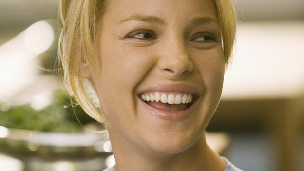 GREY'S ANATOMY - &quot;Brave New World&quot; - Dr. Izzie Stevens, on &quot;Grey's Anatomy,&quot; THURSDAY, OCTOBER 16 (9:00-10:01 p.m., ET) on the ABC Television Network. (ABC/RANDY HOLMES) KATHERINE HEIGL