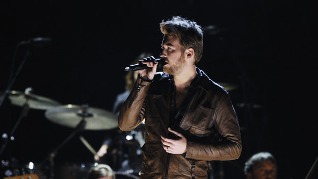 "THE 44TH ANNUAL CMA AWARDS - THEATRE - ""The 44th Annual CMA Awards"" were broadcast live from the Bridgestone Arena in Nashville, WEDNESDAY, NOVEMBER 10 (8:00-11:00 p.m., ET) on the ABC Television Network. (ABC/KATHERINE BOMBOY)CHARLES KELLEY OF LADY ANTEBELLUM"