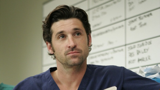 103277_6984 -- GREY'S ANATOMY - (ABC/CRAIG SJODIN)PATRICK DEMPSEY