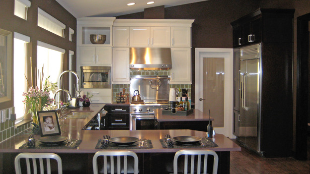 "EXTREME MAKEOVER HOME EDITION - ""Boettcher Family,"" - Kitchen, on ""Extreme Makeover Home Edition,"" Sunday, March 16th on the ABC Television Network."