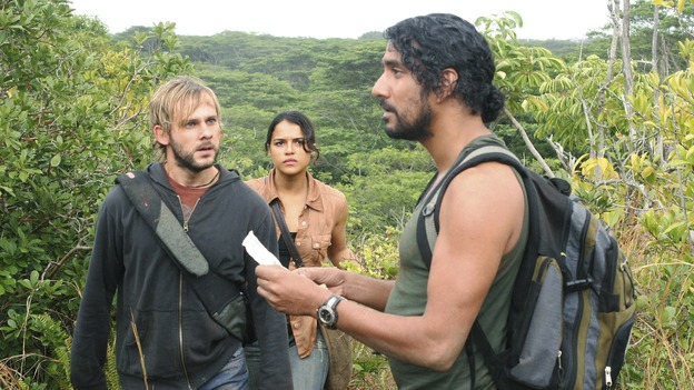 "LOST - ""The Whole Truth"" (ABC/ADAM LARKEY)DOMINIC MONAGHAN, MICHELLE RODRIGUEZ, NAVEEN ANDREWS"