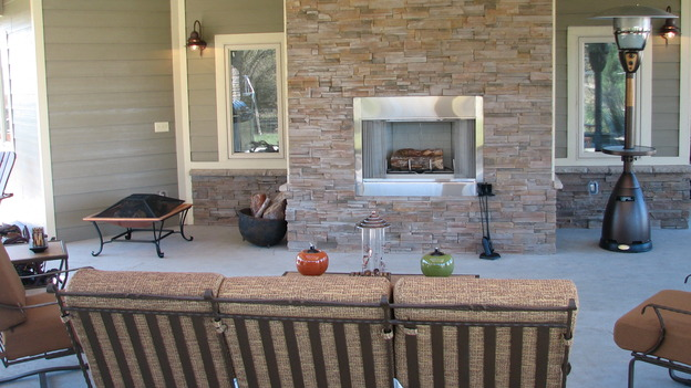 "EXTREME MAKEOVER HOME EDITION - ""Nutsch Family,"" - Patio, on ""Extreme Makeover Home Edition,"" Sunday, January 8th on the ABC Television Network."