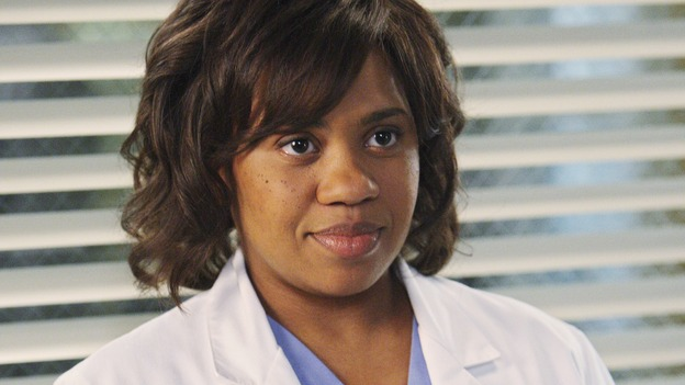 "GREY'S ANATOMY - ""I Will Follow You into the Dark"" - Dr. Miranda Bailey, on ""Grey's Anatomy"" THURSDAY, MARCH 12 (9:00-10:02 p.m., ET) on the ABC Television Network. (ABC/CRAIG SJODIN) CHANDRA WILSON"